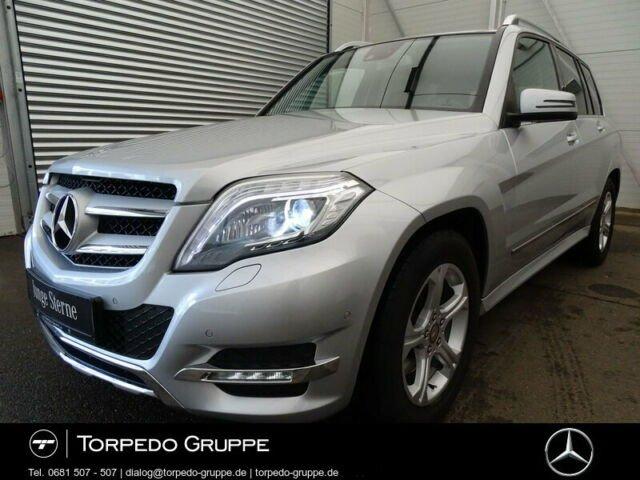 Mercedes-Benz GLK 220 CDI Navi+XENON+AHK+PTS+SHZ+KLIMA+EASY-PA, Jahr 2013, Diesel