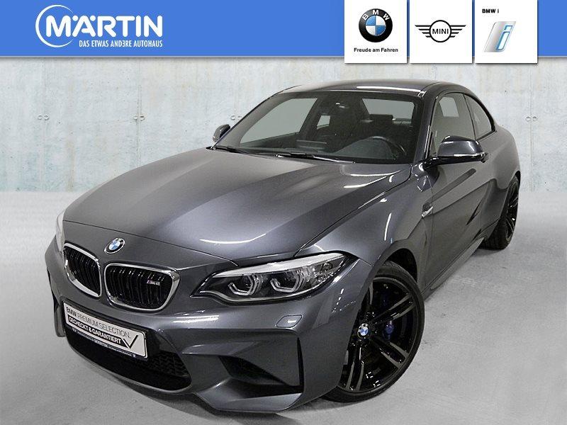 BMW M2 Coupé *HiFi*LED*WLAN*Navi Prof.*, Jahr 2018, Benzin
