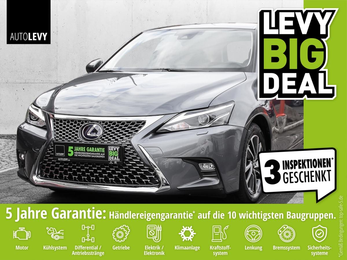 Lexus CT 200h Executive Line *Navi*ACC*Sitzheizung*, Jahr 2018, Benzin