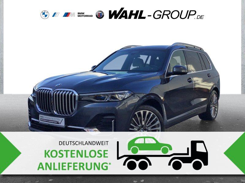 BMW X7 xDrive30d Gestiksteuerung Head-Up HK HiFi, Jahr 2019, Diesel