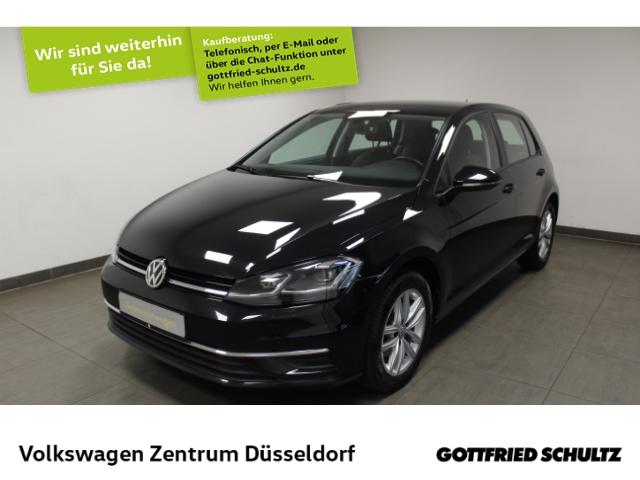 Volkswagen Golf Comfortline 1.5 TSI DSG *Navi*LED*Alu*PDC*SHZ*, Jahr 2017, Benzin