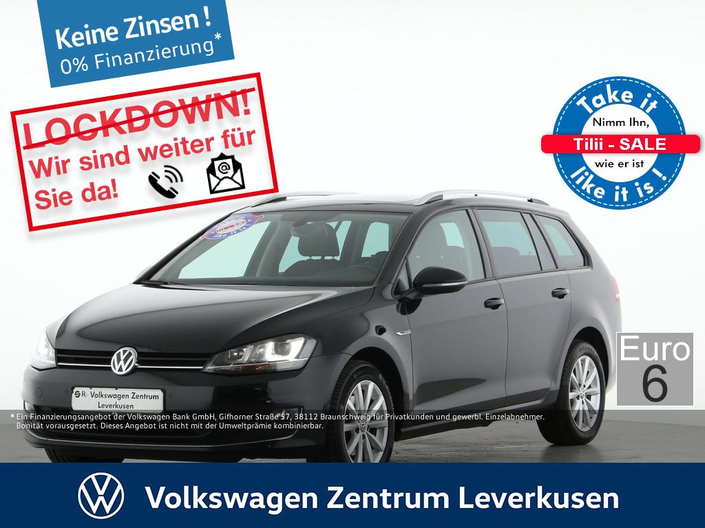 Volkswagen Golf VII Variant 1.6 Lounge, Jahr 2015, Diesel