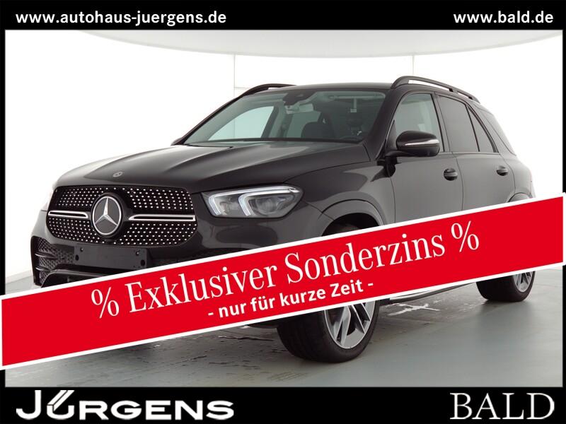 Mercedes-Benz GLE 450 4M AMG-Sport/Navi/Wide/Pano/360/AHK/22', Jahr 2020, Benzin