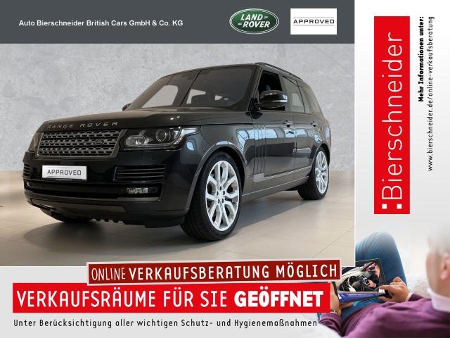 Land Rover Range Rover Autobiography 5.0 NAVI TOUCH PRO, TV-FUNKTION, RÜCKFAHRKAMERA, FOND-PAKET, PANORAMA, MASSAGESITZE, SITZBELÜFTUNG, 22, Jahr 2014, Benzin
