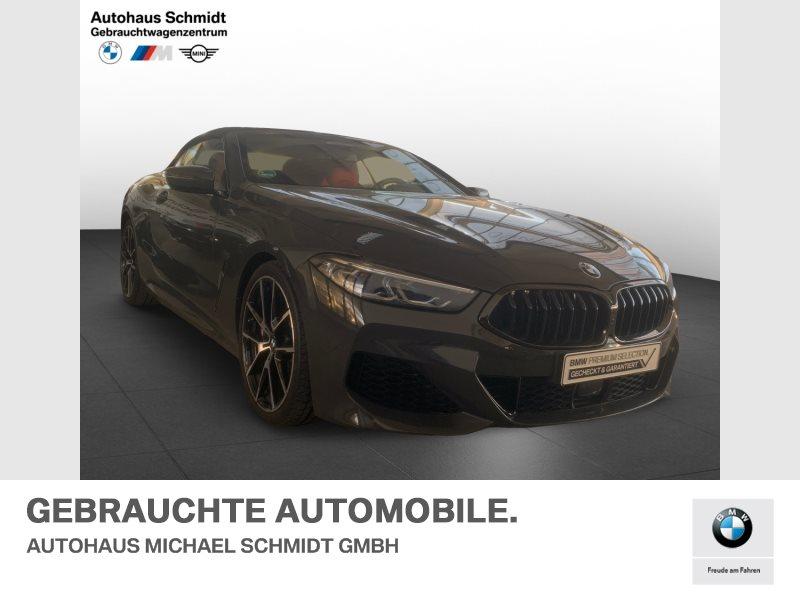 BMW 840 M SPORTPAKET+DAB+SOFT CLOSE+ M Sportpaket, Jahr 2020, Benzin