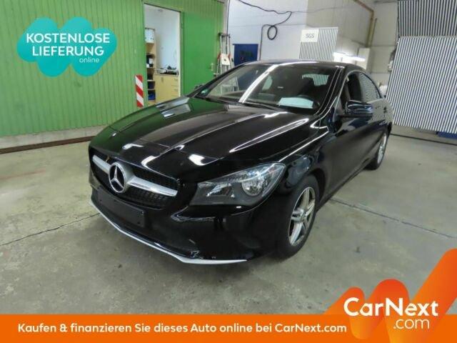 Mercedes-Benz CLA 200 d Navi Sportsitze Sitzhzg, Jahr 2016, Diesel