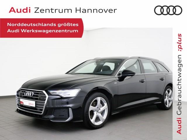 Audi A6 Avant 2.0 TDI quattro Sport Matrix AHK virtual Keyless Alcant., Jahr 2019, Diesel