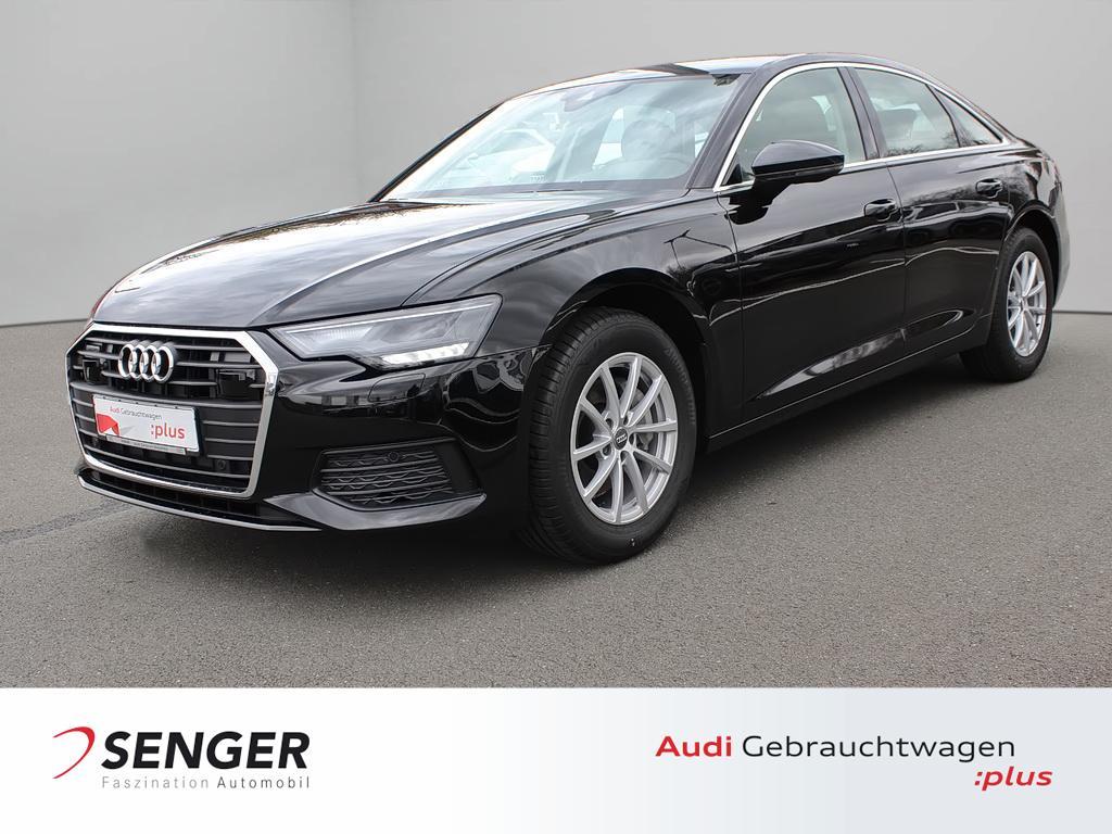 Audi A6 Limousine 40 TDI quattro Navi Tour Business, Jahr 2019, Diesel