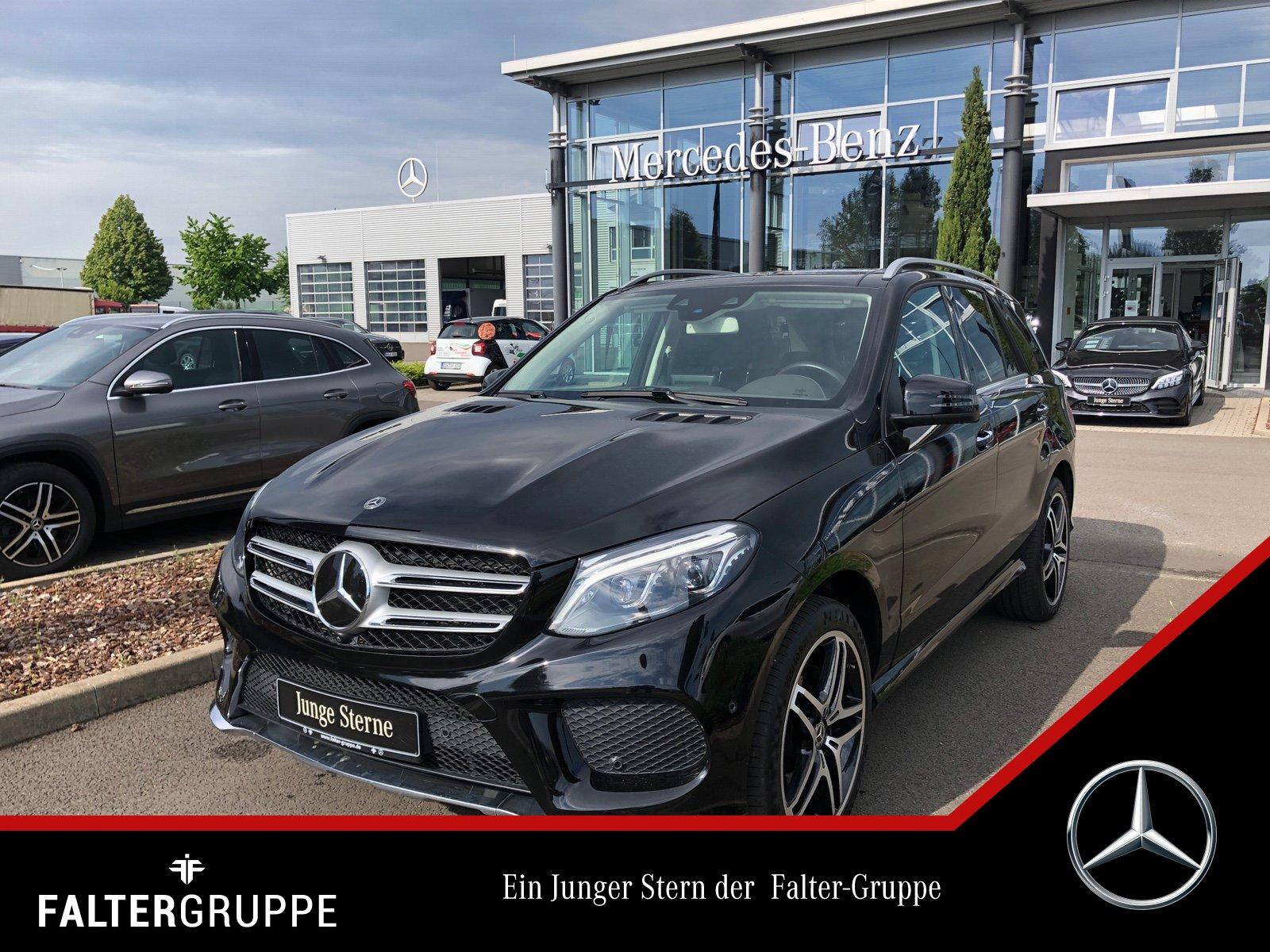 Mercedes-Benz GLE 500 121585-AMG HifiB&O DISTR Pano AHK Exclu, Jahr 2018, Benzin