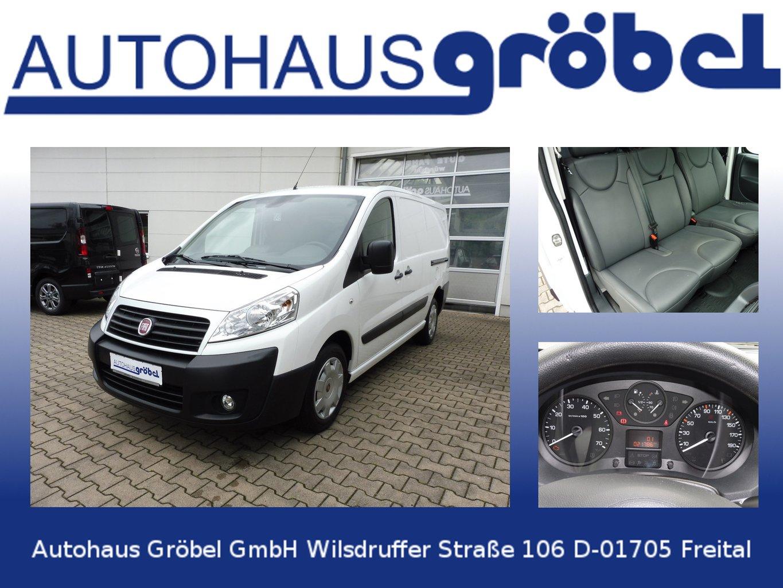 Fiat Scudo 130 Mjet Kasten Beif. Doppelsitz,CD Radio, Jahr 2015, Diesel
