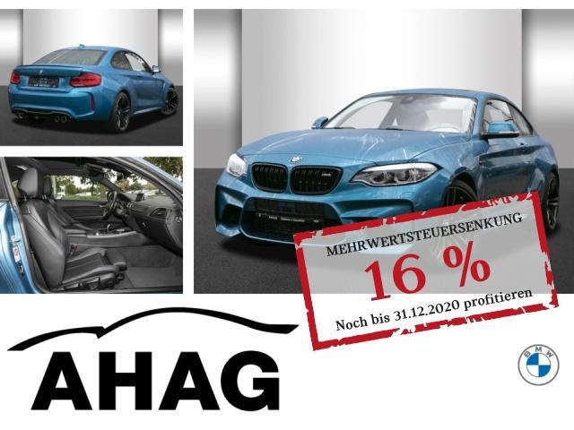 BMW M2 Coupe M DKG Navi Prof. Klimaaut. Glasdach PDC, Jahr 2017, Benzin