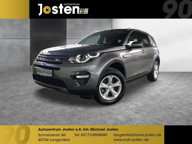 Land Rover Discovery Sport SE 2.0 TD4 Xenon Navi AHK Winterpaket, Jahr 2015, Diesel