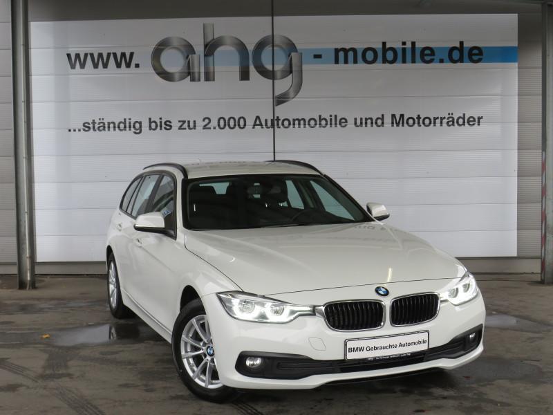 BMW 316d Touring Advantage Navi Business Klimaaut. Komfortzugang, Jahr 2016, diesel