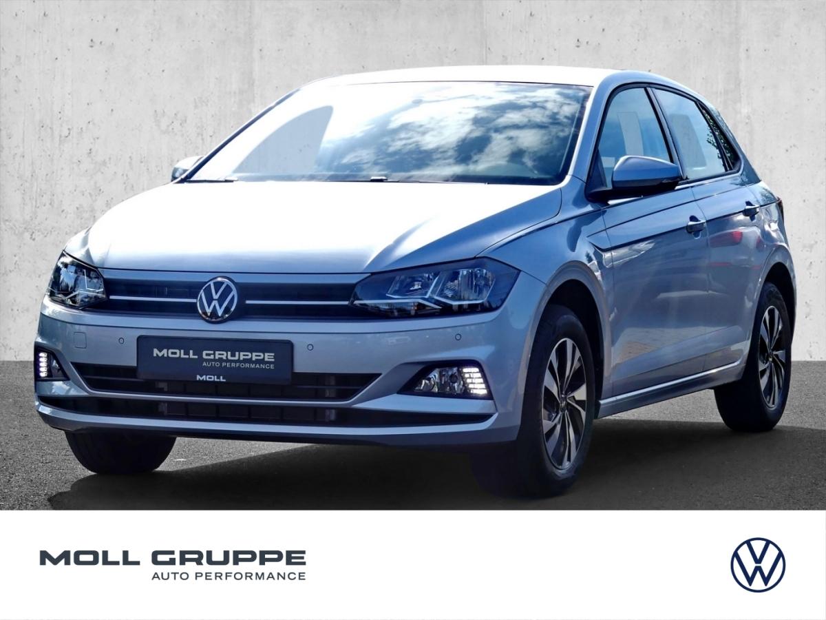 Volkswagen Polo 1.0 TSI Comfortline 5J GARANTIE KEYLESS PDC, Jahr 2021, Benzin