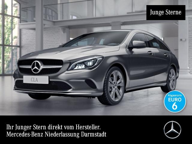 Mercedes-Benz CLA 180 d SB Urban LED Navi Laderaump Sitzh Chromp, Jahr 2018, Diesel