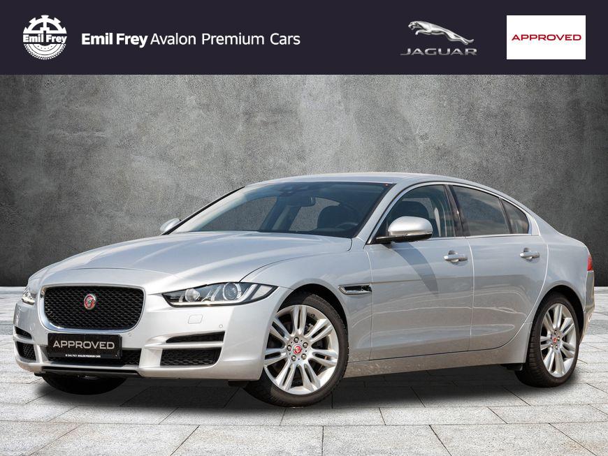 Jaguar XE 20d Aut. Prestige, Jahr 2016, Diesel