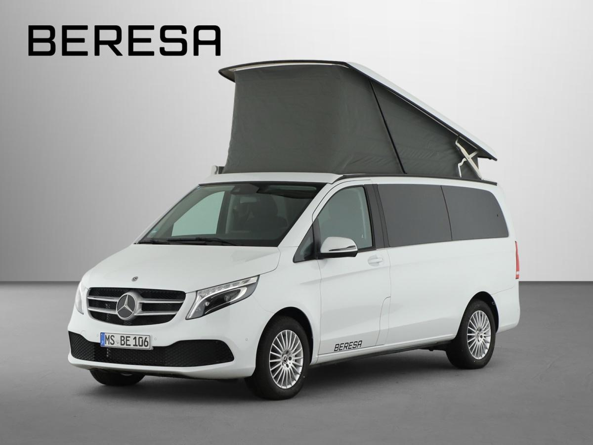 Mercedes-Benz V 250 4M Marco Polo Horizon Distronic Stndhz AHK, Jahr 2020, Diesel