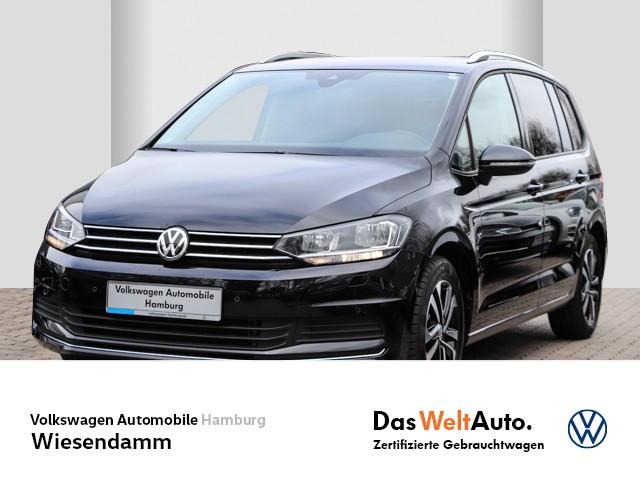 Volkswagen Touran 1.5 TSI IQ.DRIVE LM Navi Sitzhzg vorn Klimaautomatik, Jahr 2020, Benzin