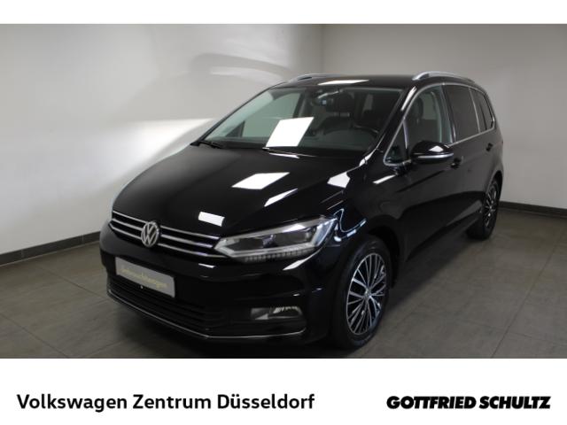 Volkswagen Touran 2.0 TDI DSG Highline *LED*Navi*Standhzg*GRA*, Jahr 2017, Diesel