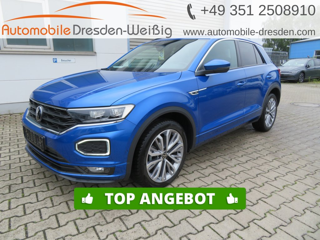 Volkswagen T-Roc 1.5 TSI Sport R Line*Navi*ACC*Kamera*DAB*, Jahr 2020, Benzin