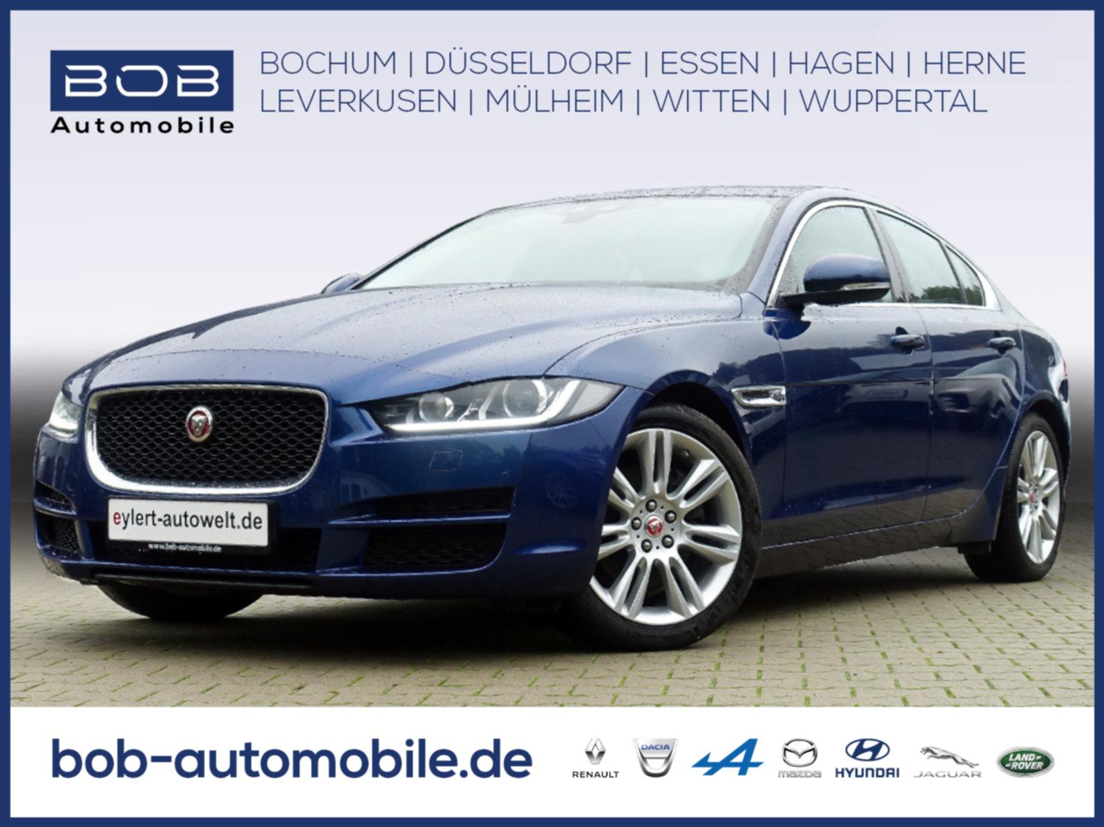 Jaguar XE 20d Aut. Prestige XENON KLIMA LM-Felgen BT ZV, Jahr 2016, Diesel