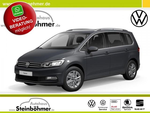 Volkswagen Touran Highline 1.5TSI DSG Navi LED 7-Sitze SHZ, Jahr 2021, Benzin