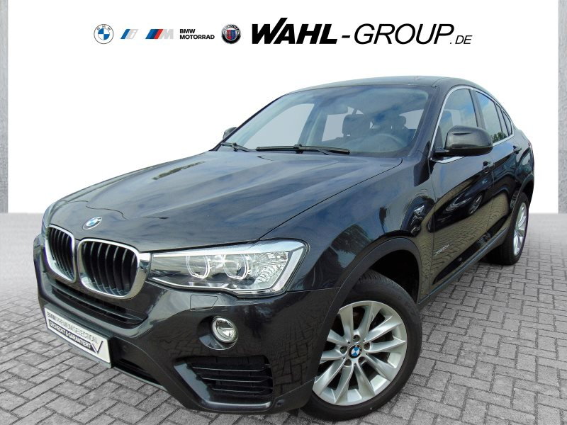 BMW X4 xDrive20d Navi Business Xenon 18 LM-Räder, Jahr 2016, Diesel
