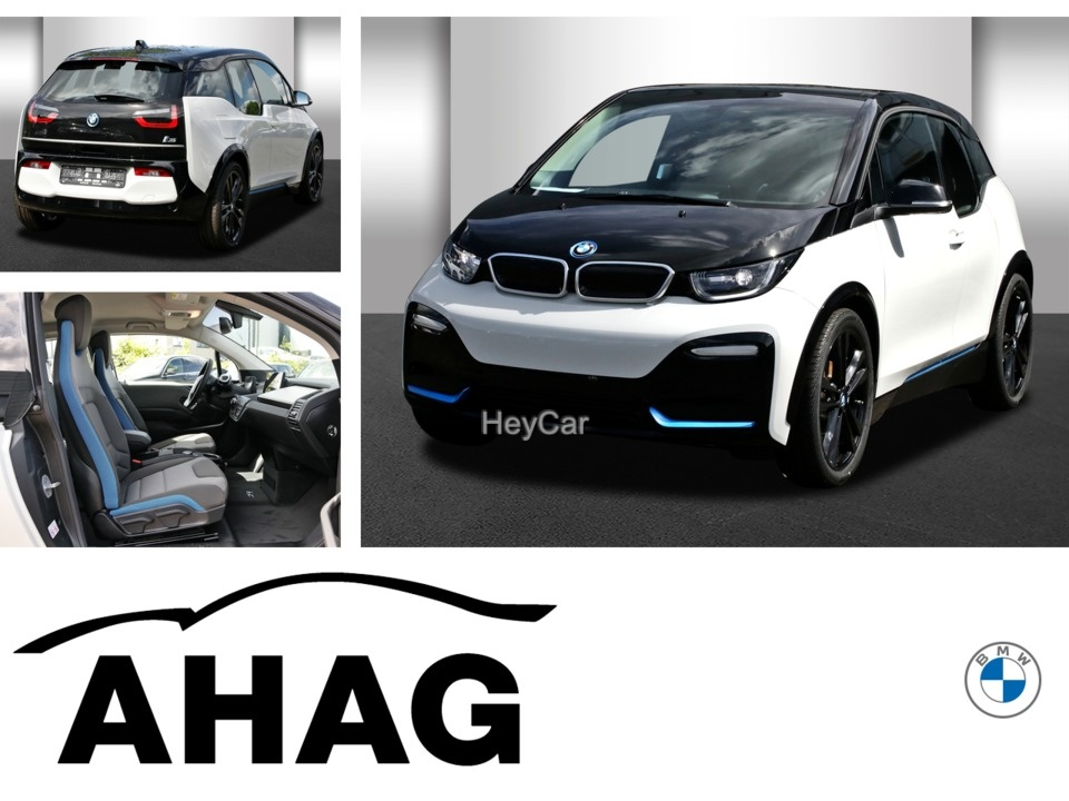 BMW i3s (120 Ah), 135kW Navi Prof. Klimaaut., Jahr 2020, Elektro