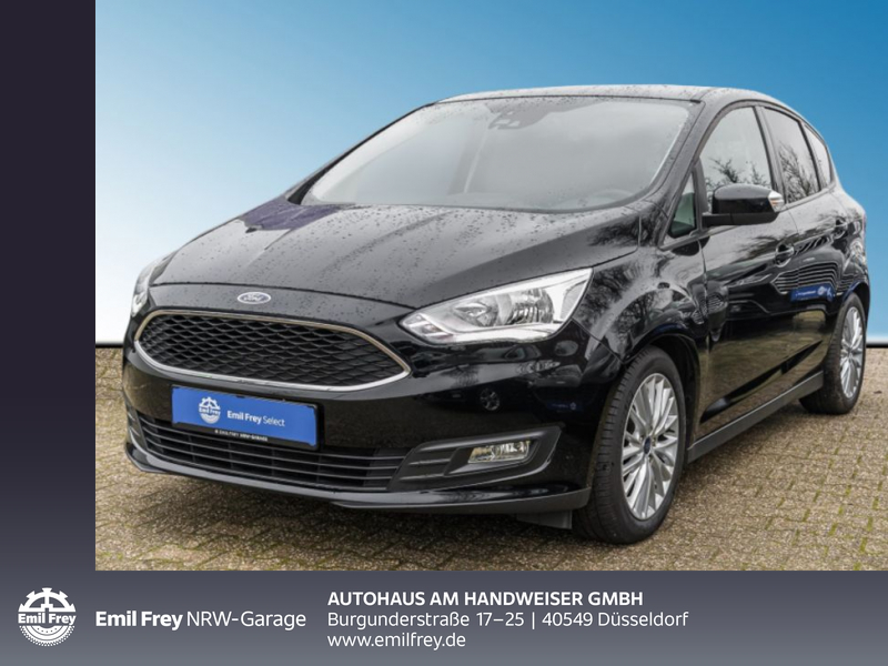 Ford C-MAX COOL&CONNECT 1.5 EcoBoost KEIN MIETER, Jahr 2019, Benzin