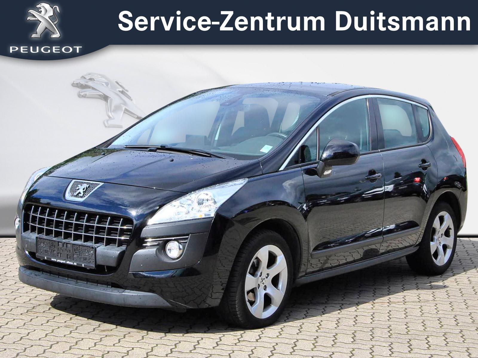 Peugeot 3008 HDi FAP 115 Access, Jahr 2013, Diesel