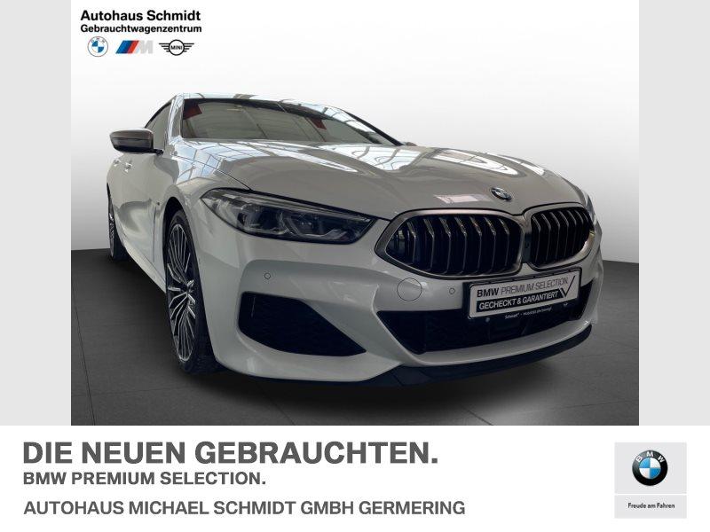 BMW M850i xDrive Sitzbelüftung*Laser*Harman Kardon*DAB*Soft Close*, Jahr 2020, Benzin