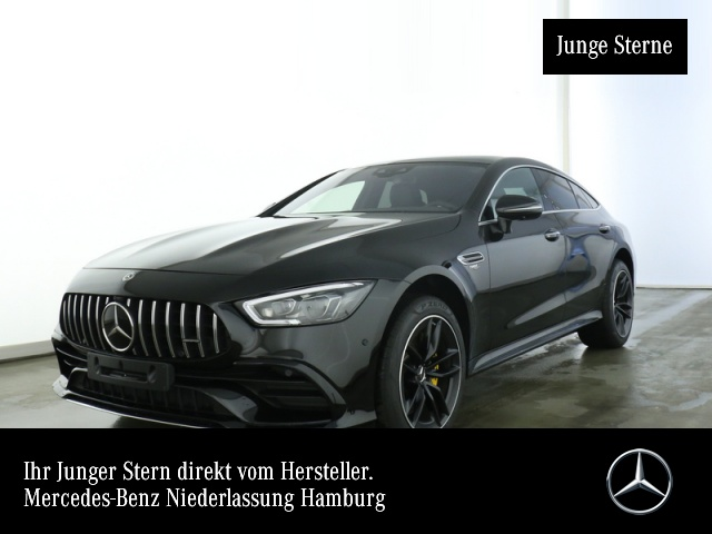 Mercedes-Benz AMG GT 43 4M+ Pano Dynamic+ Wide Screen Pano, Jahr 2019, Benzin