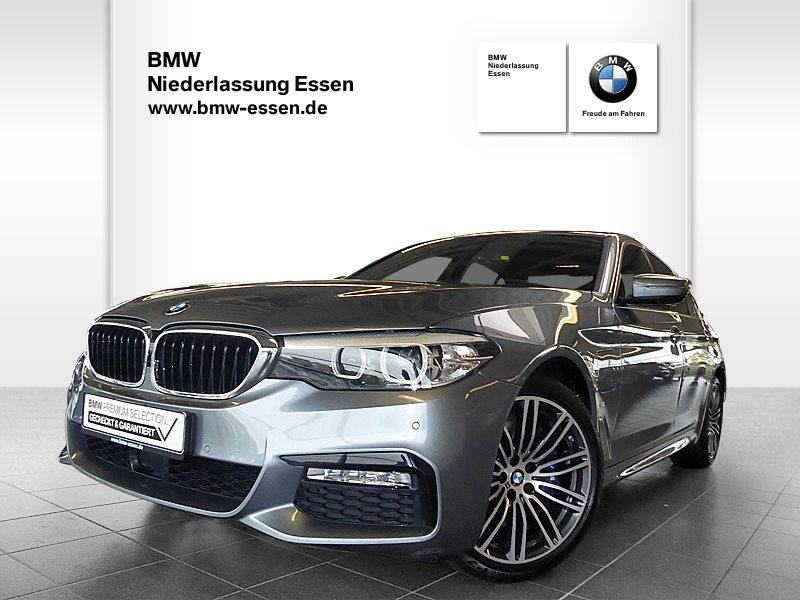 BMW 530e iPerformance Limousine M Sportpaket, Jahr 2017, Hybrid