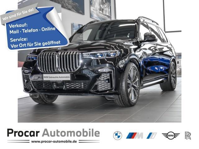 BMW X7 xDrive30d M Sport DA Prof. Pano AHK Standhzg., Jahr 2019, Diesel