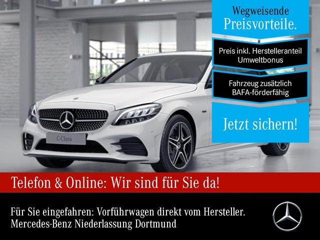 "Mercedes-Benz C 300 e 4M AMG Sportpaket Night AMG 18"" COMAND LED, Jahr 2020, hybrid"