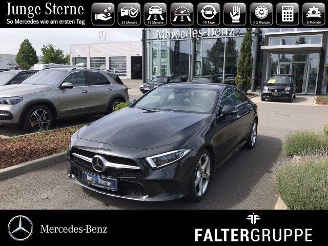 Mercedes-Benz CLS 400 d 4M DISTRO Widescreen MLED Comand KeyGo, Jahr 2018, Diesel