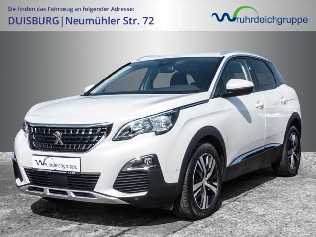 Peugeot 3008 Allure Pack 1.5 BlueHDi 130 FAP EU6d LED Navi Keyless ACC Rückfahrkam. Fernlichtass., Jahr 2021, Diesel