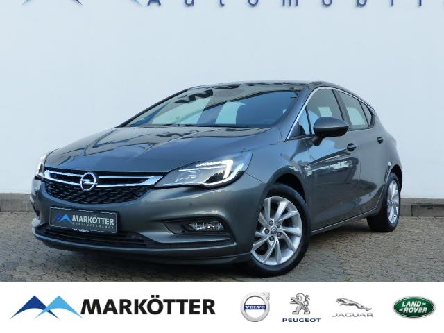 Opel Astra K 1.4 Turbo Edition Navi/Kamera/Totwinkel, Jahr 2018, Benzin
