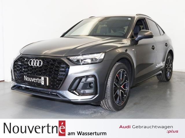 Audi Q5 Sportback 45 TFSI StadtTour LEDOLED NaviPlus, Jahr 2021, Benzin