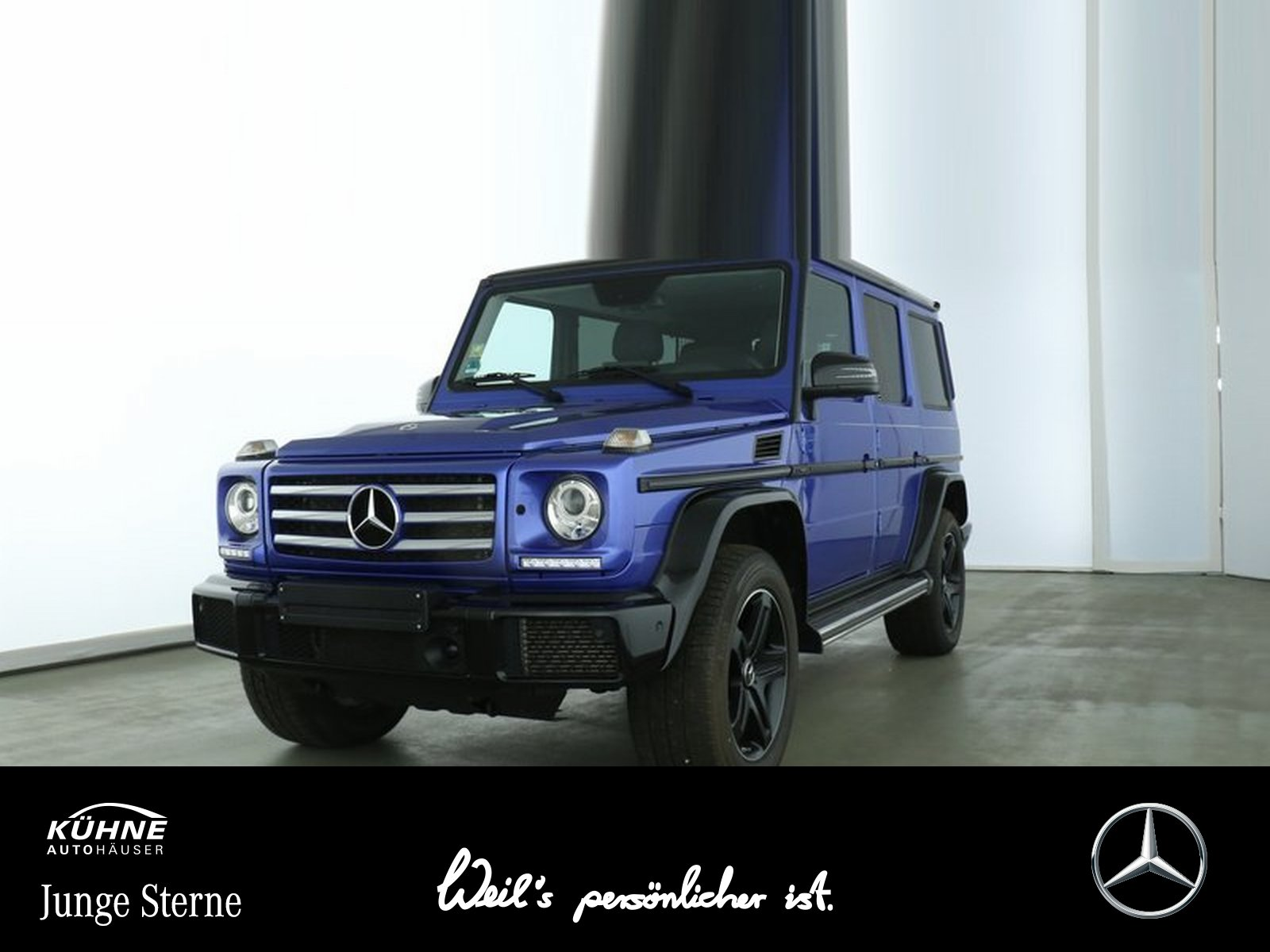Mercedes-Benz G 350d Individual manufaktur designo+Sport+Night, Jahr 2017, Diesel