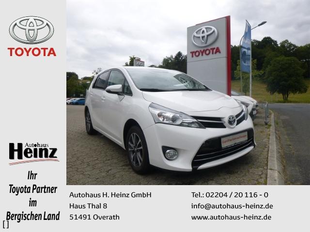 Toyota Verso 1.6 5-Sitzer Comfort, Jahr 2015, petrol
