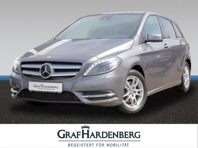 Mercedes-Benz B 200 CDI DCT Navi Klima, Jahr 2014, Diesel