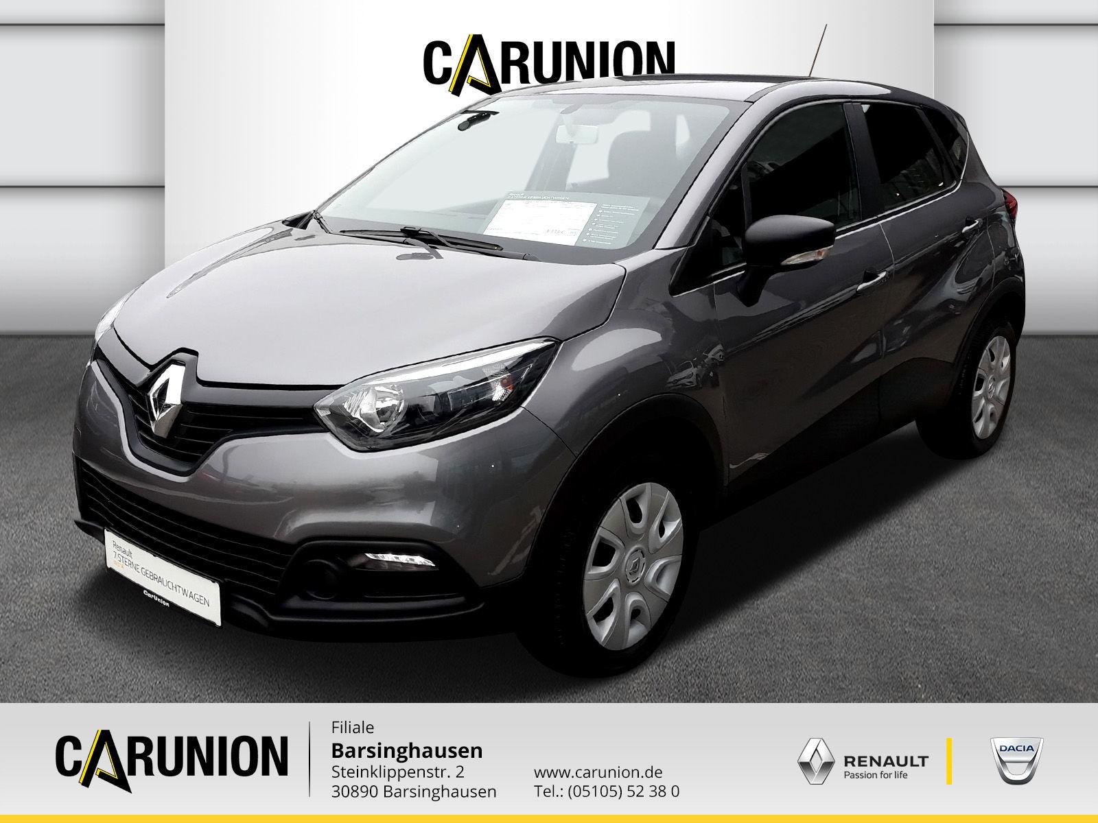 Renault Captur Expression Tce 90, Jahr 2015, Benzin