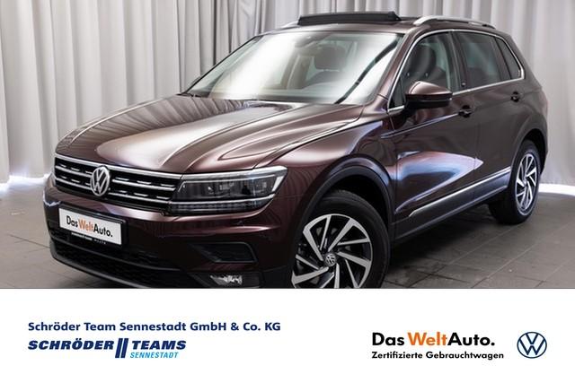 Volkswagen Tiguan 1.4 TSI DSG SOUND LED,Pano,Navi,ACC,, Jahr 2017, Benzin