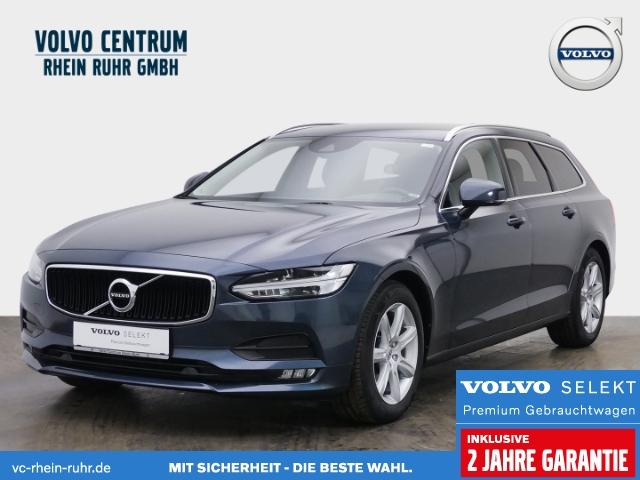 Volvo V90 Momentum D4 - AHK,Navi,LED,NSW,Sitzh,Beh.Frontscheibe, Jahr 2017, Diesel