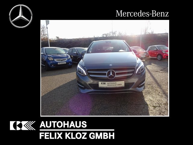 Mercedes-Benz B 200 d Style Euro6 Navi LED PDC Tempomat *TOP*, Jahr 2015, Diesel