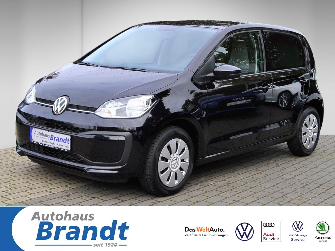 Volkswagen up! move up! KLIMA*5-TÜRER*NW-GAR. 11.2024, Jahr 2019, Benzin