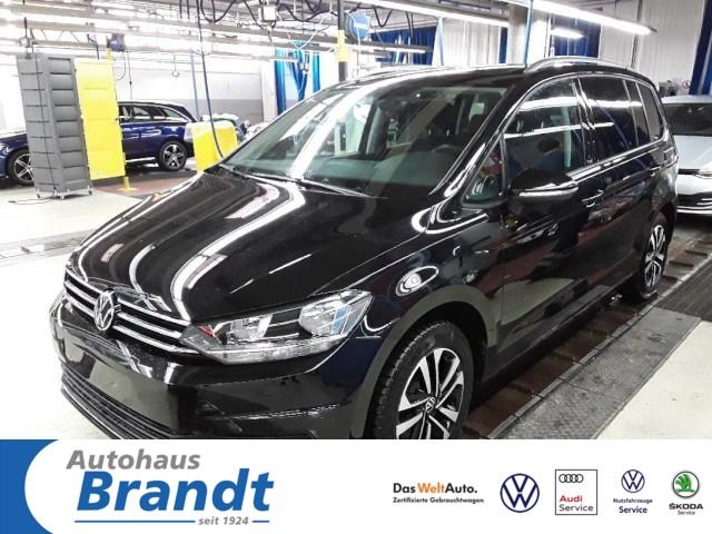 Volkswagen Touran 2.0 TDI Comfortline NAVI*PANO*7-SITZER*AHK, Jahr 2020, Diesel