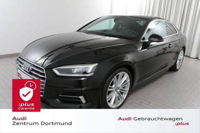 Audi A5 Coupé 45TFSI qu. Navi+/LED/Pano/VC, Jahr 2019, Benzin