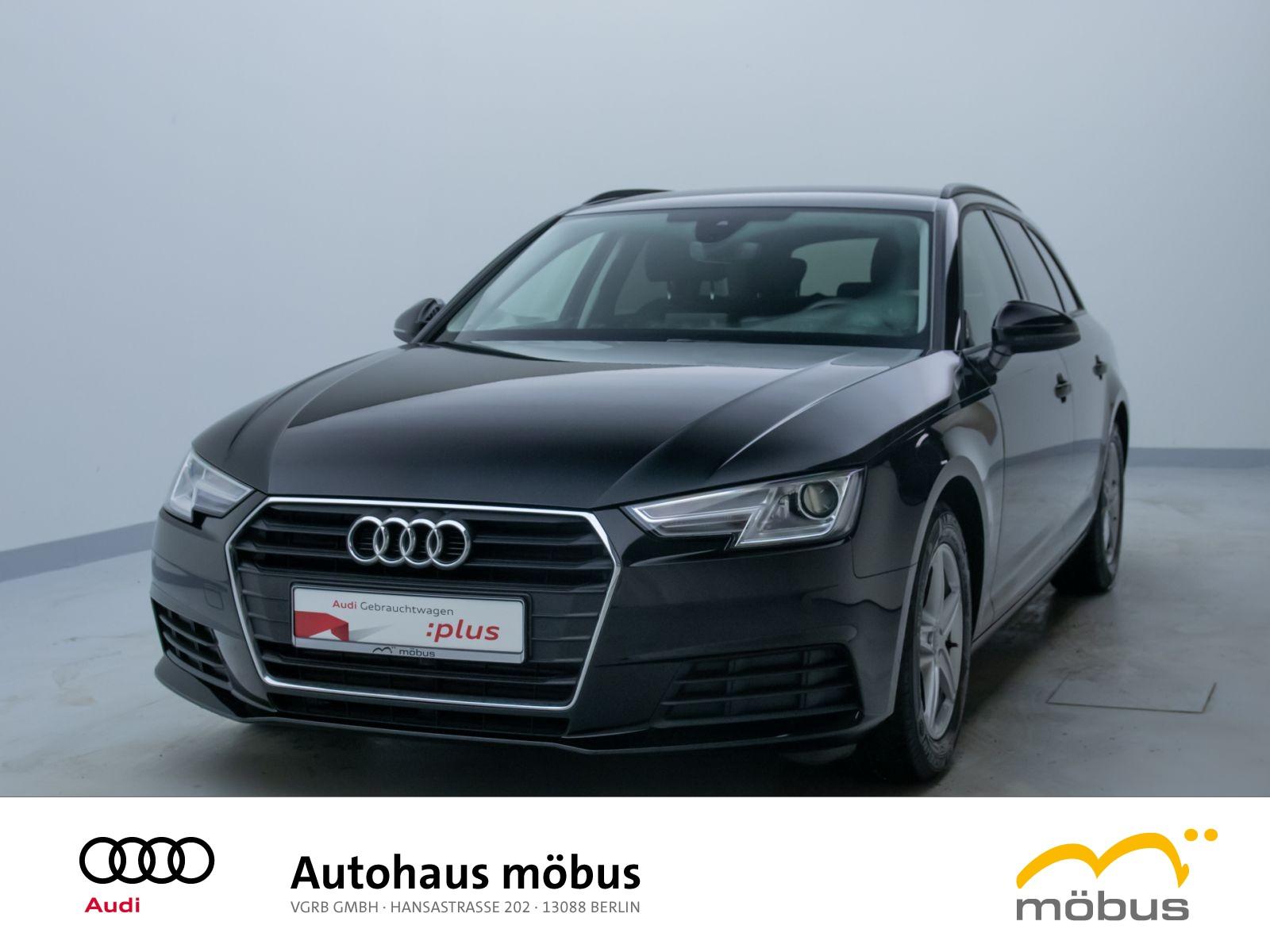 Audi A4 Avant 2.0 TDI S-TRO*SIDE*NAV*PDC*GRA*SHZ*MFL, Jahr 2017, Diesel